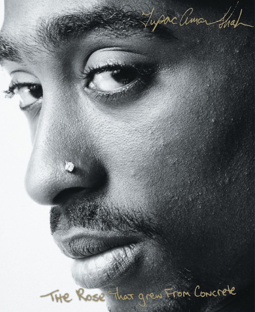 The Rose That Grew From Concrete - Tupac Shakur