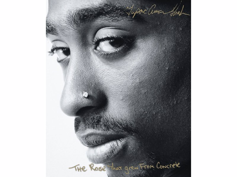 The Rose That Grew From Concrete - Tupac Shakur - A collection of Tupac Shakur's deeply personal poetry is a mirror into the legendary artist's enigmatic world and its many contradictions.