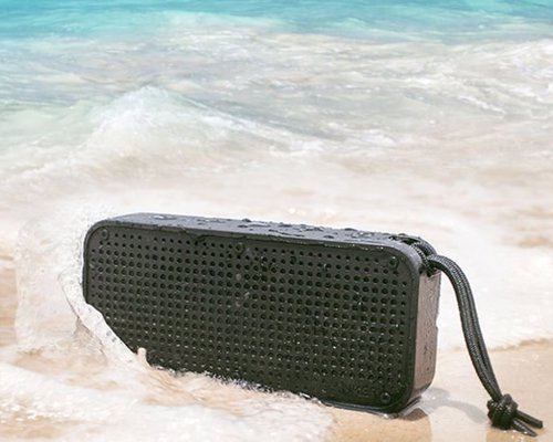 Anker SoundCore Sport XL Waterproof Bluetooth Speaker - Take the party to the beach, pool, shower, or anywhere else with this rugged, portable speaker