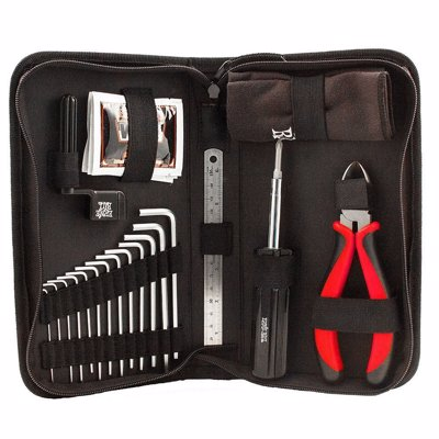 Guitar Player's Tool Kit - All the tools a guitarist needs in a convenient package