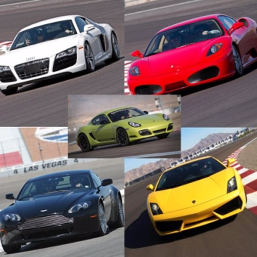 Ultimate Exotic Car Racing - Drive five of the world's most exclusive Supercars!
