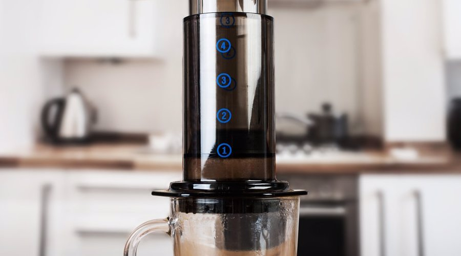 Aeropress Coffee and Espresso Maker Expertly Chosen Gifts