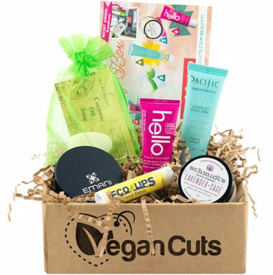 Vegan Beauty Products Subscription Box - A monthly vegan beauty subscription box that delivers vegan body care and beauty products right to your door.