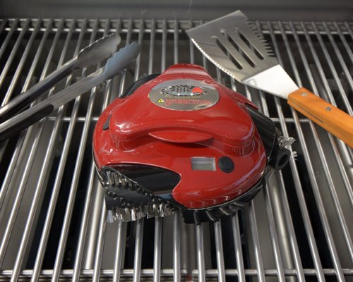 Automatic Grill Cleaning Grillbot - Eliminate the part of grilling everyone hates