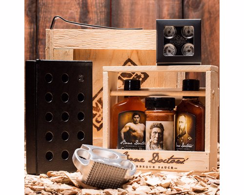 BBQ & Grilling Gift Crate