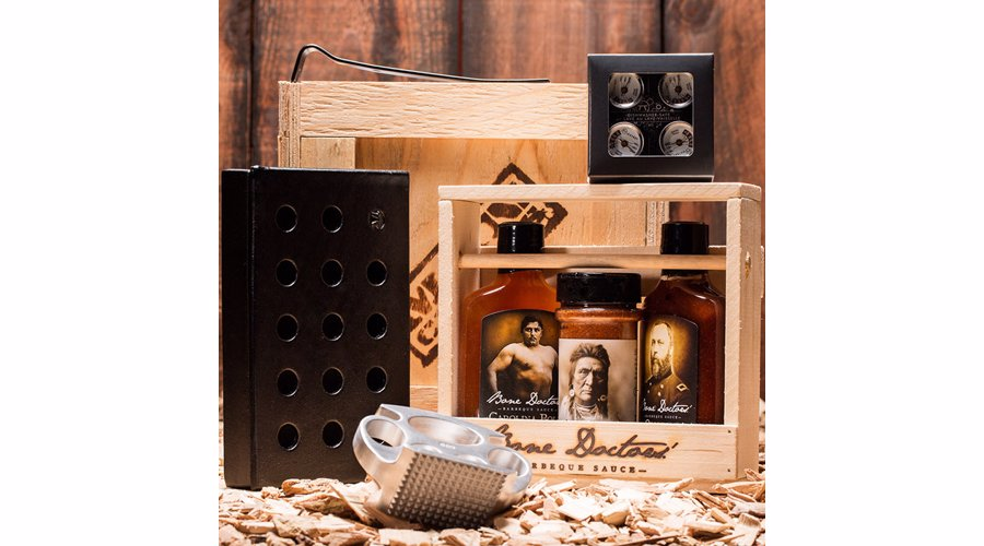 Bbq Amp Grilling Gift Crate Expertly Chosen Gifts