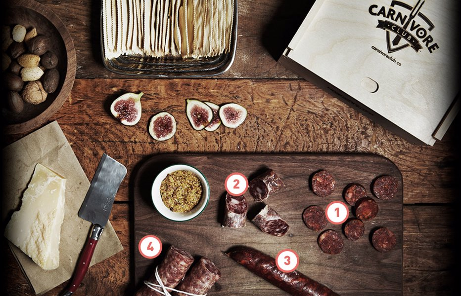 Carnivore Club Meat Box - Send the meat lover in your life a box of treats from Carnivore Club