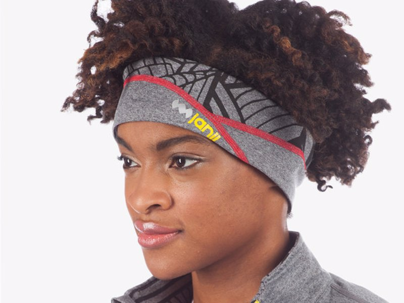 Running Headband That Makes A Difference - Look good and help provide safe drinking water to those who don't have it