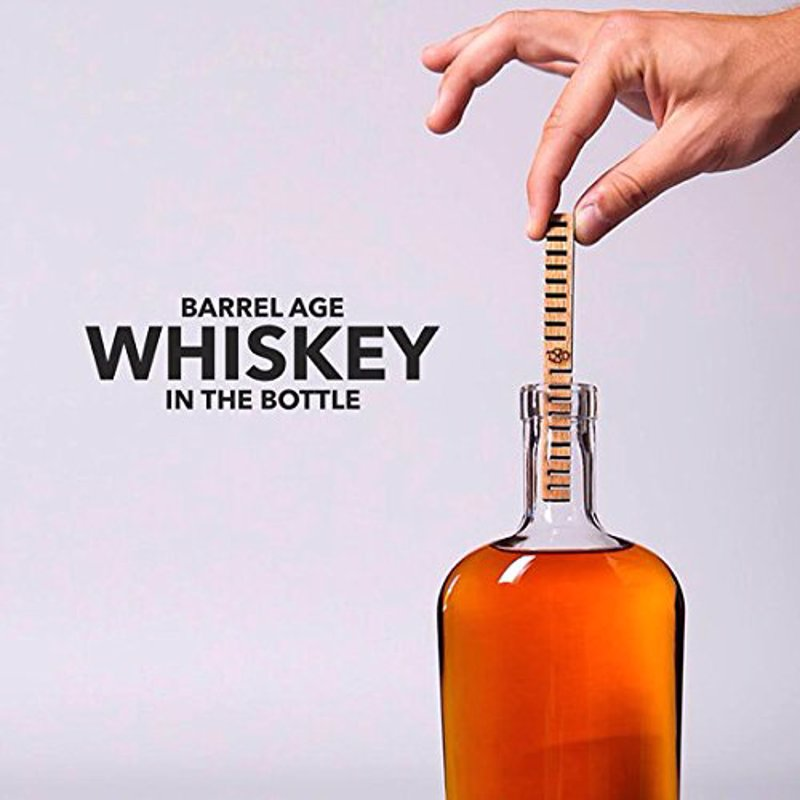 Signature Whiskey Elements - Refined and Smoother Whiskey Drinking in Under 24 Hours