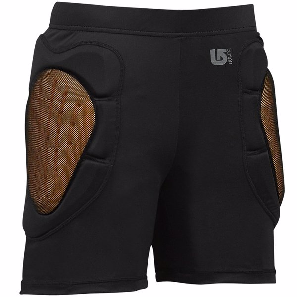 Snowboarding Impact Shorts - Protection for your tailbone and from other bumps and bruises