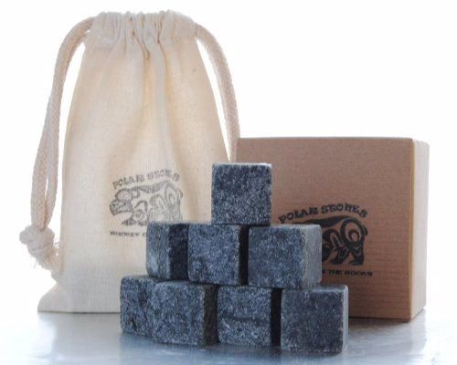 Handcrafted Soapstone Whiskey Stones