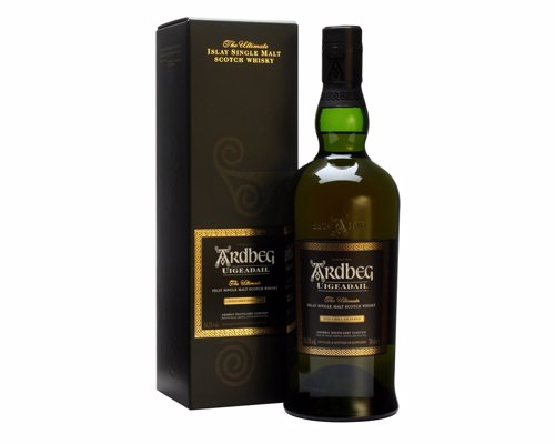 Ardbeg Uigeadail Islay - A selection of award winning whiskies for a range of budgets