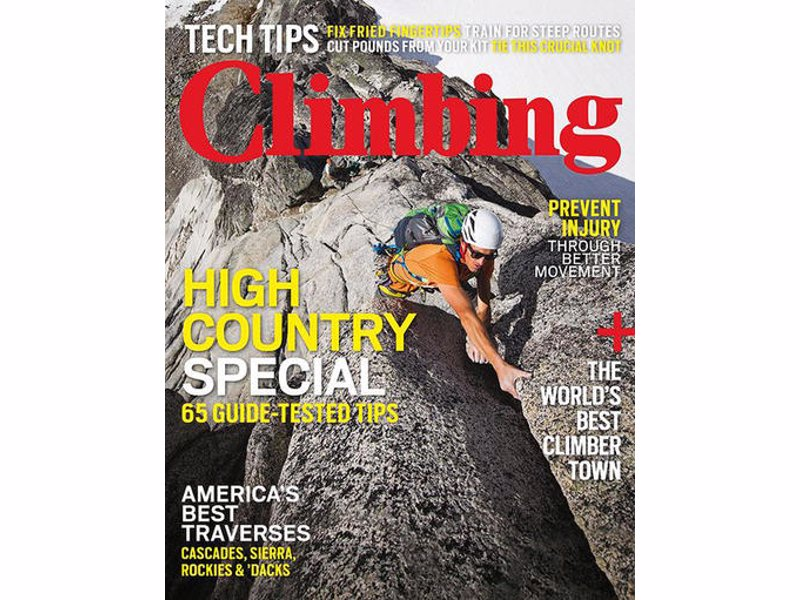 Climbing Magazine Subscription - Climbing magazine is the #1 authority on bouldering and climbing.