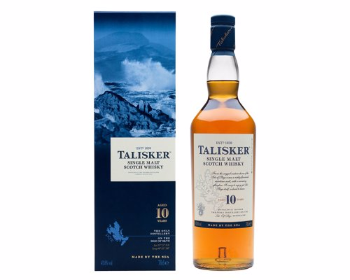 Talisker 10 Year Old - A selection of award winning whiskies for a range of budgets