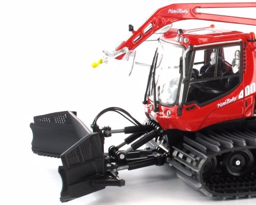 Remote Controlled Snow Groomer