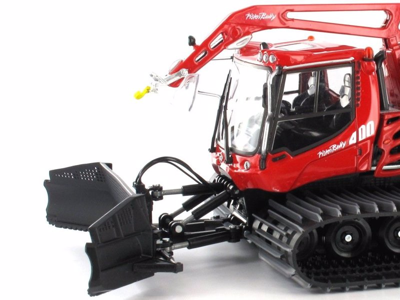 Remote Controlled Snow Groomer - Groom your own backyard!