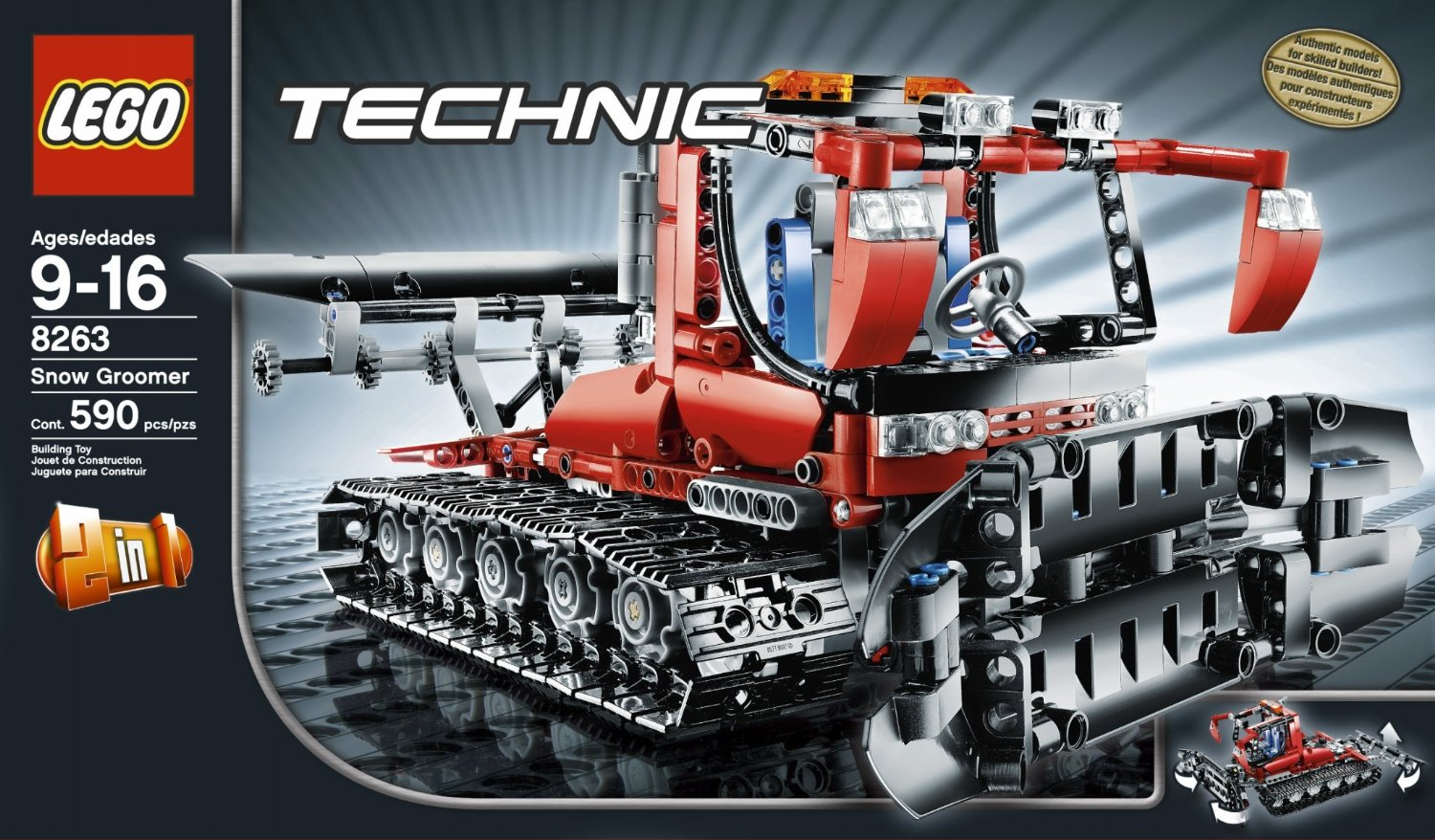LEGO Technic Snow Groomer