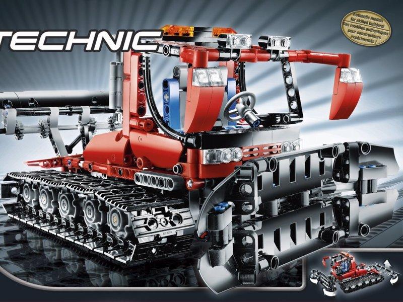 LEGO Technic Snow Groomer