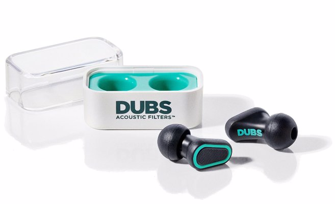 DUBS Advanced Tech Hearing Protection - Save your hearing at concerts and clubs, reduce volume without losing sound clarity.