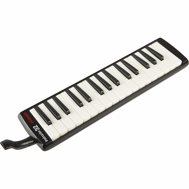 Melodica - A fun and quirky instrument like a cross between a harmonica and a piano accordion