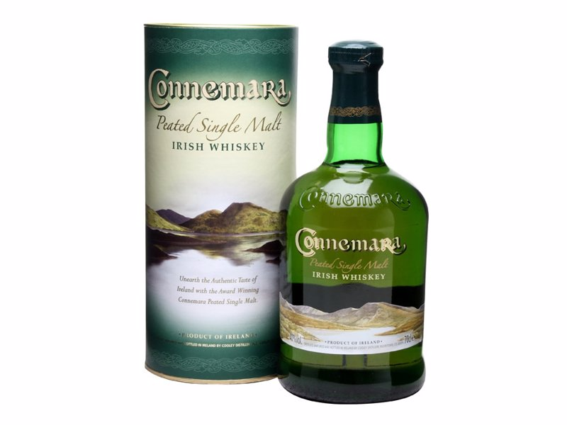 Connemara Peated Single Malt Irish Whiskey - A selection of award winning whiskies for a range of budgets