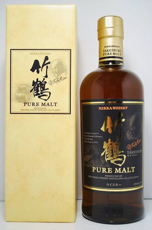 Nikka Pure Malt - A selection of award winning whiskies for a range of budgets