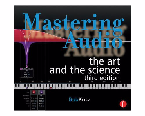 Mastering Audio: The Art and the Science - Widely considered the bible of mastering, this is a must have for anyone working with audio