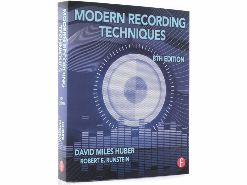 Modern Recording Techniques - A must-have book about recording - whether you're an amateur, a student, a musician, or an audio professional