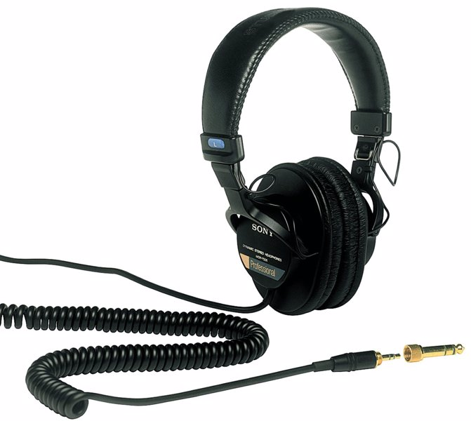 Great Studio Headphones - Headphones perfect for use in the studio