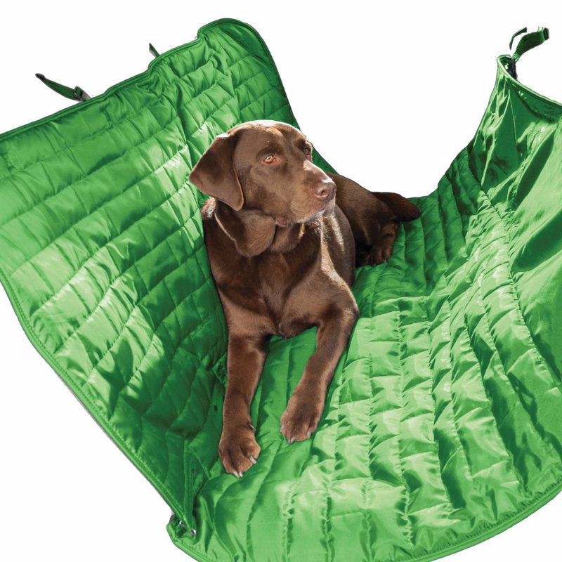 Hammock Car Seat Cover for Dogs - Keep your car clean and your dog safe and cozy