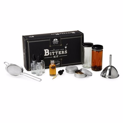 Craft Your Own Cocktail Bitters - Up your cocktail game by making your own bitters with this DIY kit