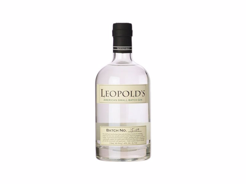 Leopold Bros. Small Batch American Gin - Find fantastic small and local producers of small batch liquor