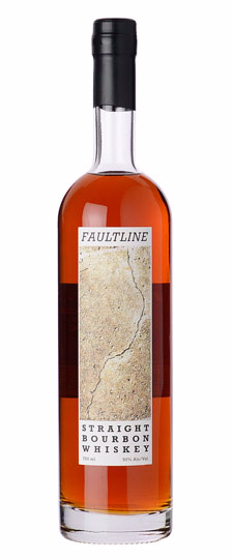 Faultline Straight Bourbon Whiskey - Find fantastic small and local producers of small batch liquor
