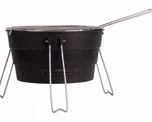 Portable Pop Up Grill