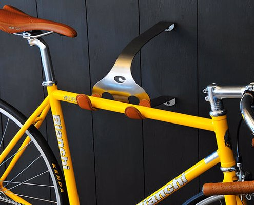 Beautiful Bike Hangers By Cactus Tongue