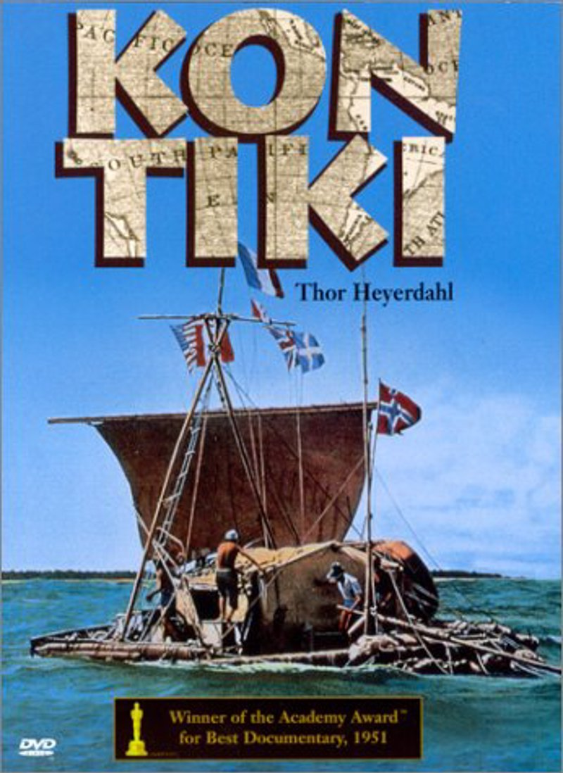 The Kon-Tiki Expedition - Thor Heyerdahl - Real-Life stories of adventure and survival to inspire your own real life adventures