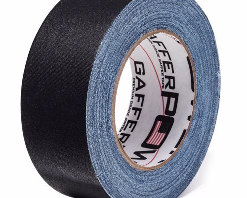 Gaffer Tape - Essential bits to keep your drum kit running in any situation