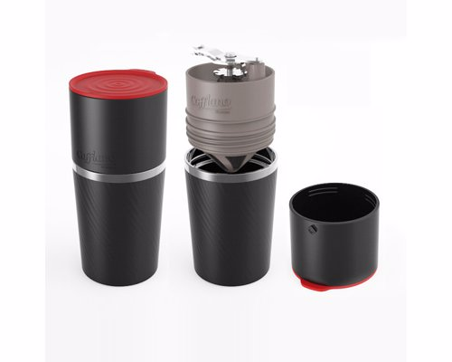 Portable All-in-One Coffee Brewing System