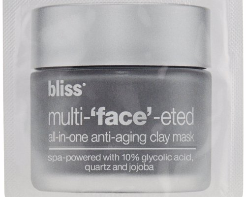 BLISS Anti-Aging Clay Mask - Anti-aging face mask which packs a punch