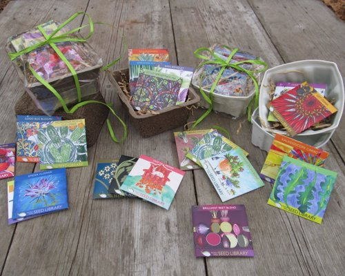Hudson Valley Seed Art Packs