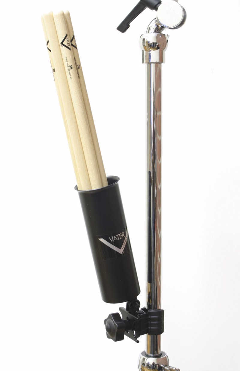 Drum Stick Holder - Dropped a stick? No problem!