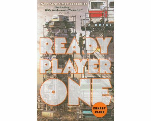 Ready Player One: A Novel - A sci-fi treasure hunt with an 80's nostalgia twist