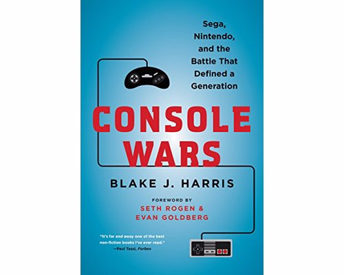 Console Wars - Chronicle of Sega vs Nintendo, the battle between two bitter video gaming rivals in the 90's.