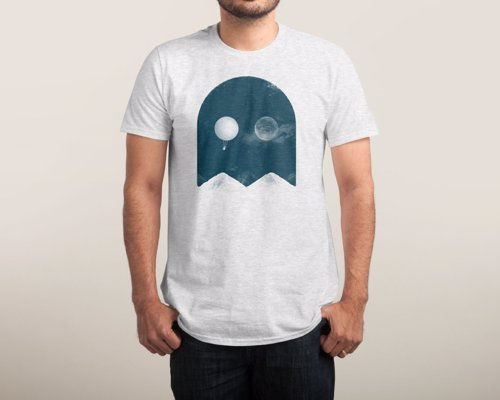 Arty Video Game Tees
