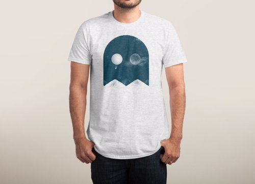 Arty Video Game Tees - Video game tees designed by independent artists