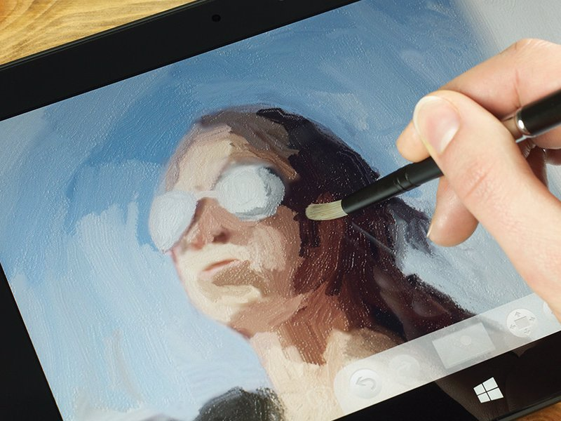 artist brush stylus for tablet or phone expertly chosen gifts