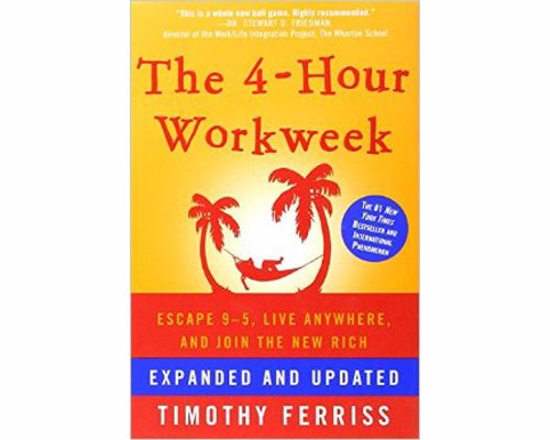 4 Hour Workweek: A practical guide to working less and living more - Live life on your own terms by being more productive while escaping the 9-5 and valuing time over work