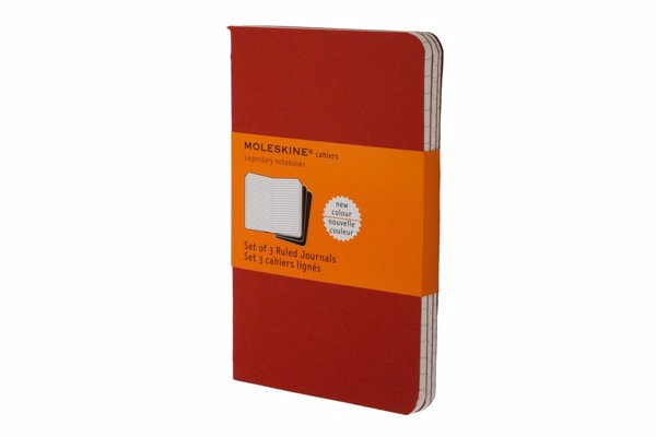 Pocket Sized Moleskine Journal - Classic Moleskine notepad small enough to fit in your shirt or suit pocket