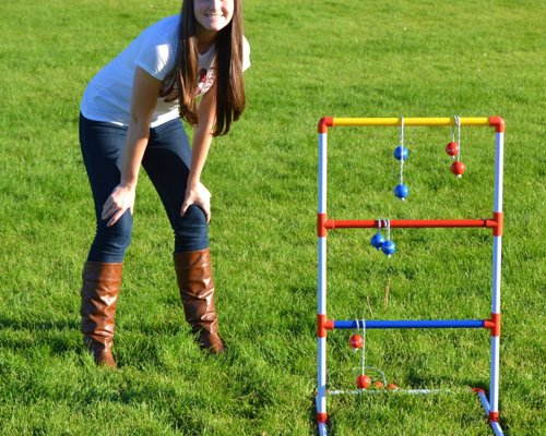 Ladder Ball - A fun, classic outdoor game for all the family