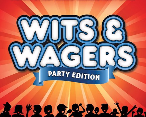 Wits & Wagers - History's most award-winning party game - fast paced and instant, a party hit